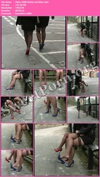 StilettoGirl.com Video 1008 Nicola and Elise Thumbnail