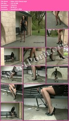 StilettoGirl.com Video 1022 Cheryl Thumbnail